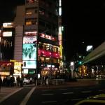 久々に歩いた 夜の六本木編