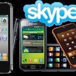 Skypeをスマートフォンに入れれば別キャリア同士 全無料?