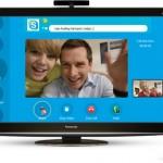 次テレビを買うならSkype対応テレビで決まり!