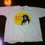 懐かしい物発見 飯島愛のTシャツ