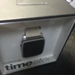 やっときたPebble Time Steel でもいらなくなったw